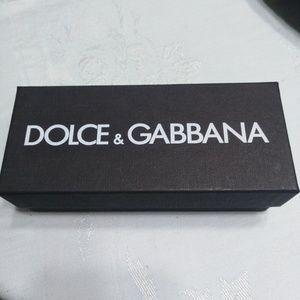 🦃🎄 4/$20 Dolce & Gabbana eye glass box